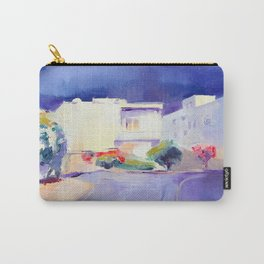 Before the Rain by Diana Grigoryeva Carry-All Pouch