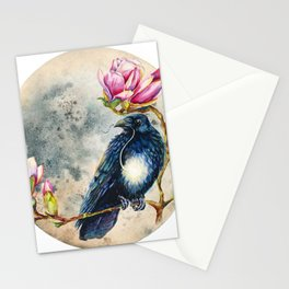 Moonglow and the Raven Stationery Cards