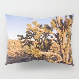 Joshua Trees at Sunrise Pillow Sham