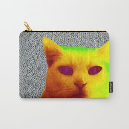 TV Cat Carry-All Pouch