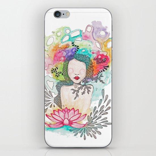 Lotus. iPhone & iPod Skin