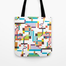 Reflections 3 Tote Bag