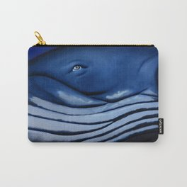 blue giant of the ocean Carry-All Pouch