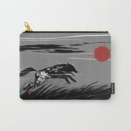 Mecha Wolf Carry-All Pouch