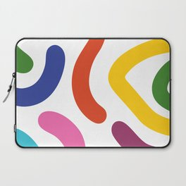 Colorful mess Laptop Sleeve