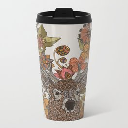 The Deer Metal Travel Mug