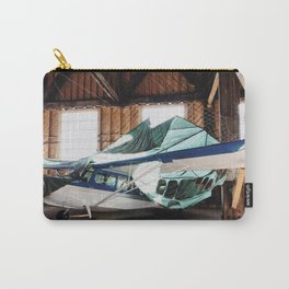 hangar airplane Carry-All Pouch