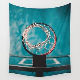 basketball hoop 6 Wall Tapestry
