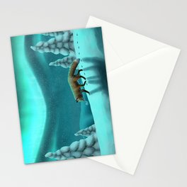 Snowy Fells Stationery Cards