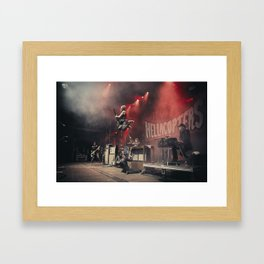 The Hellacopters Framed Art Print
