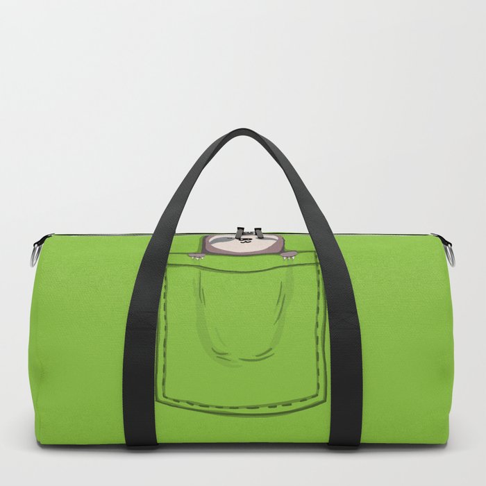 My Sleepy Pet Duffle Bag