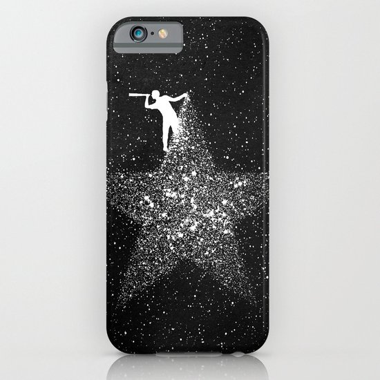 Stargazing iPhone & iPod Case