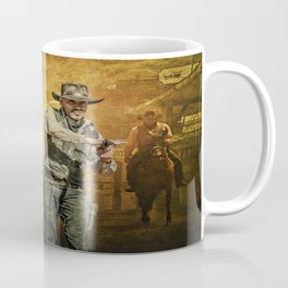 Gunfight at the OK Corral Mug