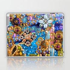 Gold, Glitter, Gems and Sparkles Laptop & iPad Skin