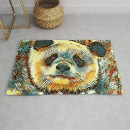 AnimalArt_Panda_20170901_by_JAMColorsSpecial Rug