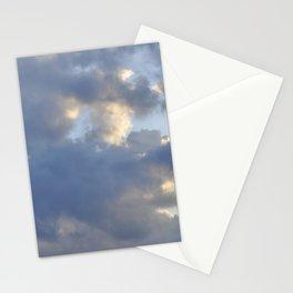 Sky has no limits Stationery Cards