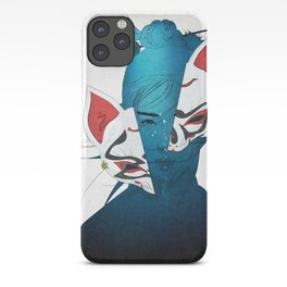 Fox Mask iPhone Case