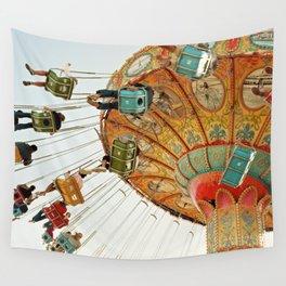santa cruz.  Wall Tapestry