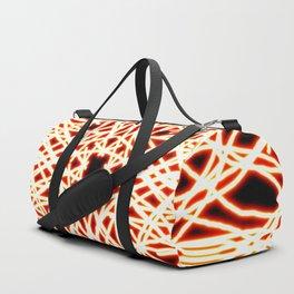 Flaming Chaos 10 Duffle Bag