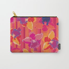 Fluor Flora - Hot Flamingo Carry-All Pouch