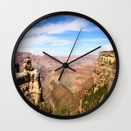 South Rim Grand Canyon Wall Clock