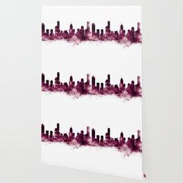 Melbourne Skyline Wallpaper