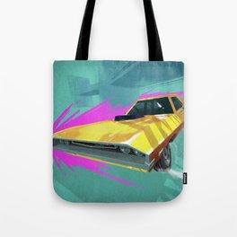 1970 Dodge Challenger Drift Tote Bag