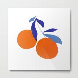 Darling Clementine Metal Print