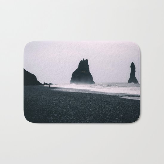 Two rocks Bath Mat