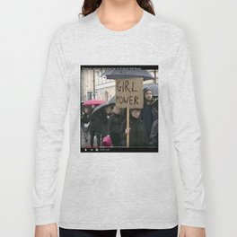 News#3 - Poland Protests against abortion-ban Long Sleeve T-shirt