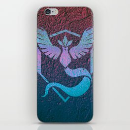 Rad Team Mystic iPhone Skin