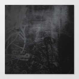 Quiet Decay Canvas Print