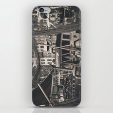 Harbor Le Havre France iPhone & iPod Skin