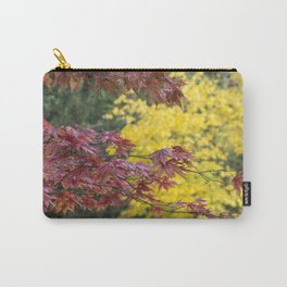 Maple Contrasts Carry-All Pouch