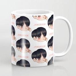 BTS Jungkook Cute Chibi Coffee Mug