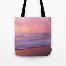 Soft Blushing Sky Tote Bag