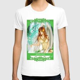 Wings Of Faith : Healer T-shirt