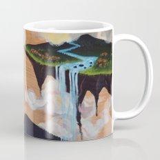 Costa Rican Lagoon Mug