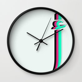 ألف   Alif .. stands for the letter A. Wall Clock