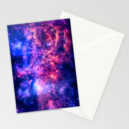 The center of the Universe (The Galactic Center Region ) Stationery Cards