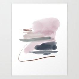 Introversion II Art Print