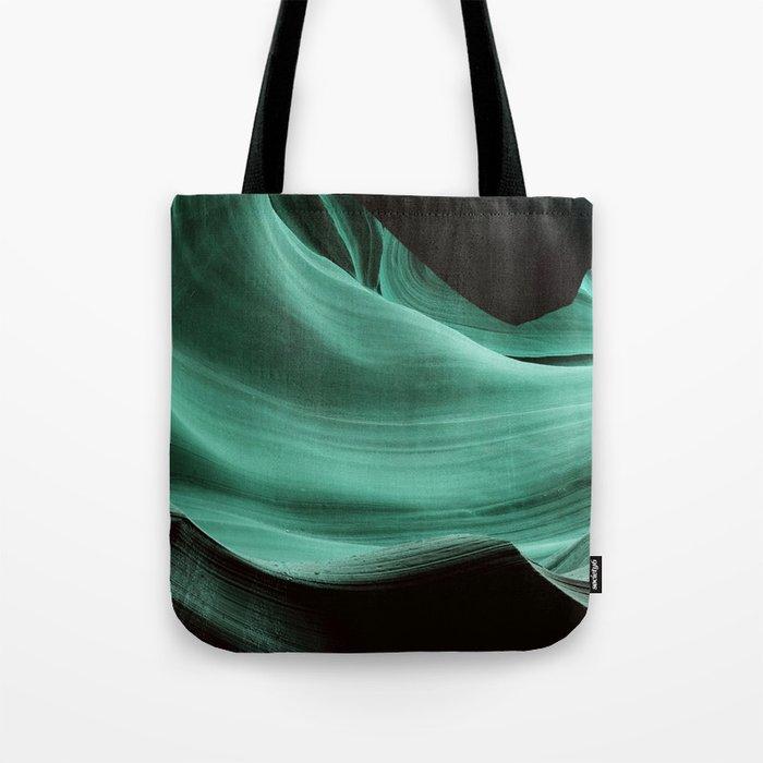 Blue Rock Tote Bag