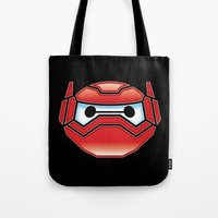 Robot in Disguise Tote Bag