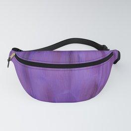 Bright Purple Fanny Pack