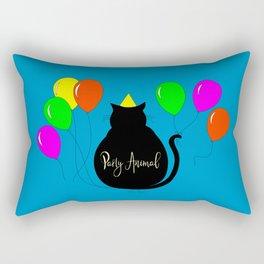Party Animal Rectangular Pillow