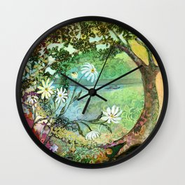 Waiting for Alice Wall Clock