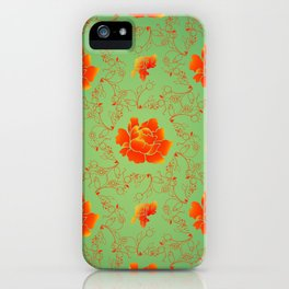 And No Other Flowers iPhone Case