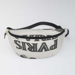 PVRIS ALL WE KNOW OF HEAVEN TOUR DATES 2019 TULIP Fanny Pack