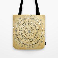 Spirit Mandala Tote Bag