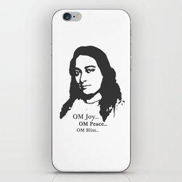 Paramahansa Yogananda - OM Joy iPhone Skin